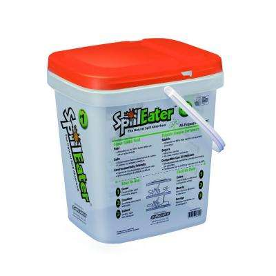 20 lb. SpillEater Environmentally Friendly Absorbent Pail