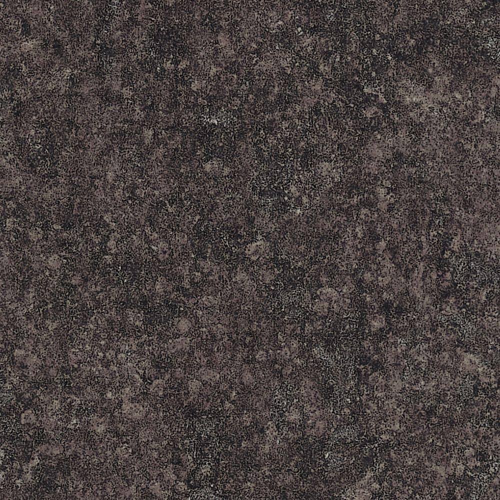 FORMICA 5 in. x 7 in. Laminate Sample in Mineral Jet Radiance