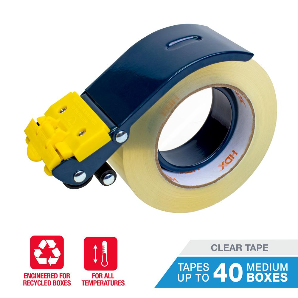 24 ROLLS 3 x 330 CLEAR PACKING TAPE LIMITED TIME OFFER
