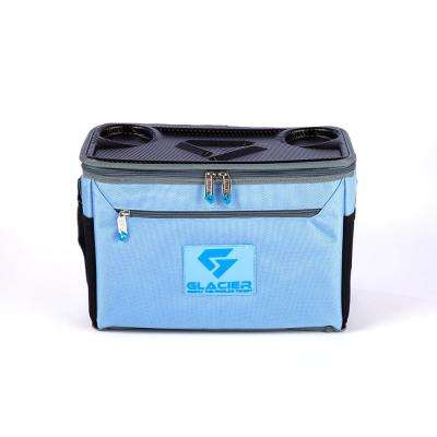 Glacier Coolers IceChip 15 Qt. Blue Soft-Side Cooler