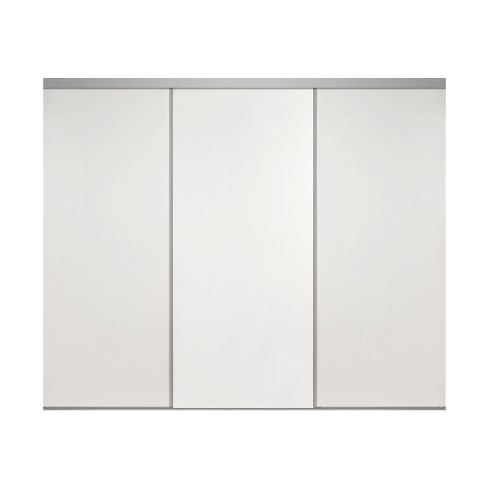 Smooth Flush White Solid Core MDF Interior
