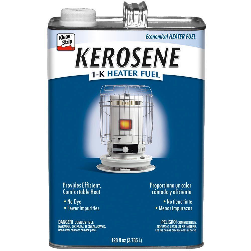 Klean-Strip 1 gal  K1 Kerosene Heater Fuel-GKE83 - The Home Depot