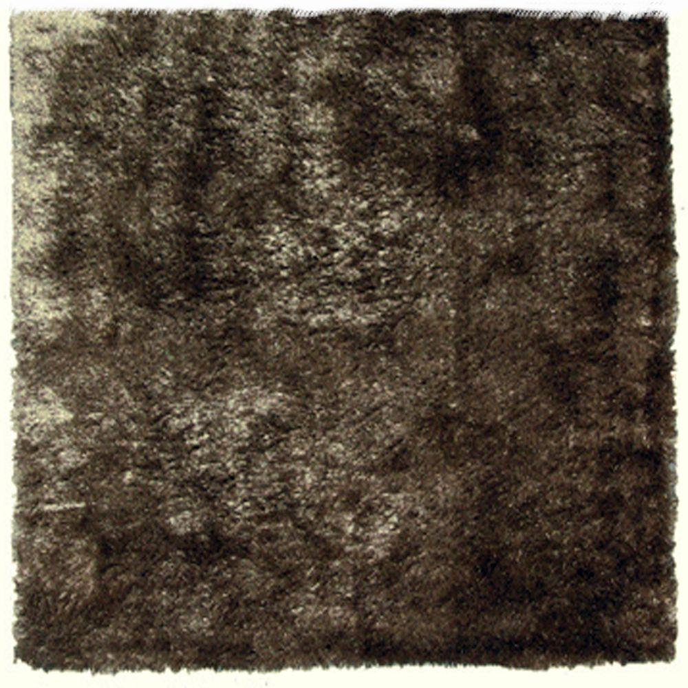 Home Decorators Collection So Silky Meteorite 12 ft. x 12 ft. Square Area Rug