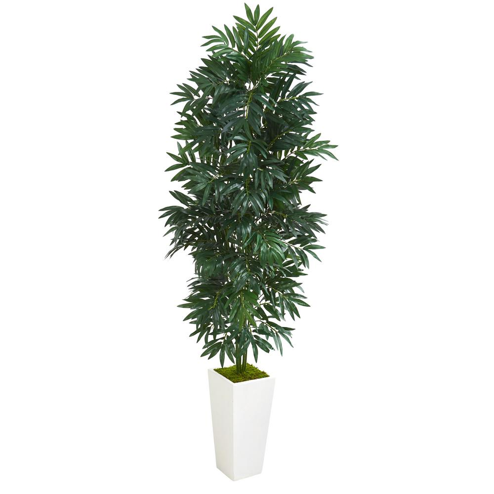 Nearly Natural Indoor 5 Ft Bamboo Palm Artificial Plant