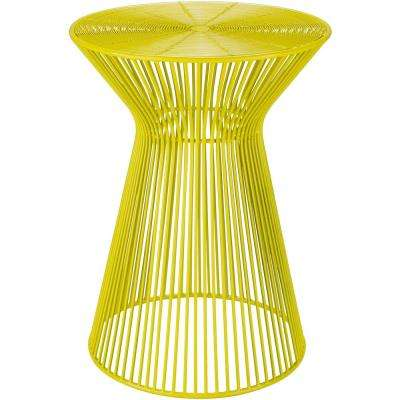 Orth Bright Yellow Accent Table