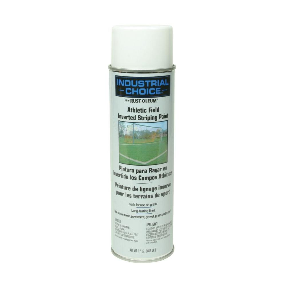 17 oz. AF1600 System Athletic Field White Striping Spray Paint (12-Pack)