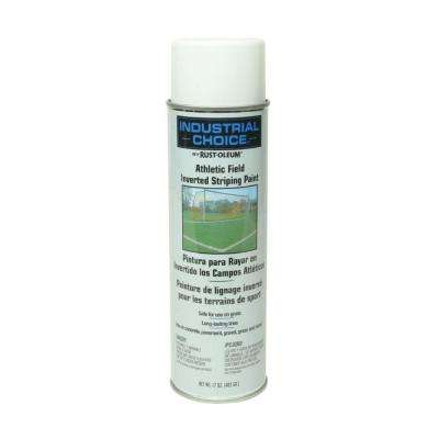 17 oz. White Athletic Field Striping Spray Paint (12-Pack)