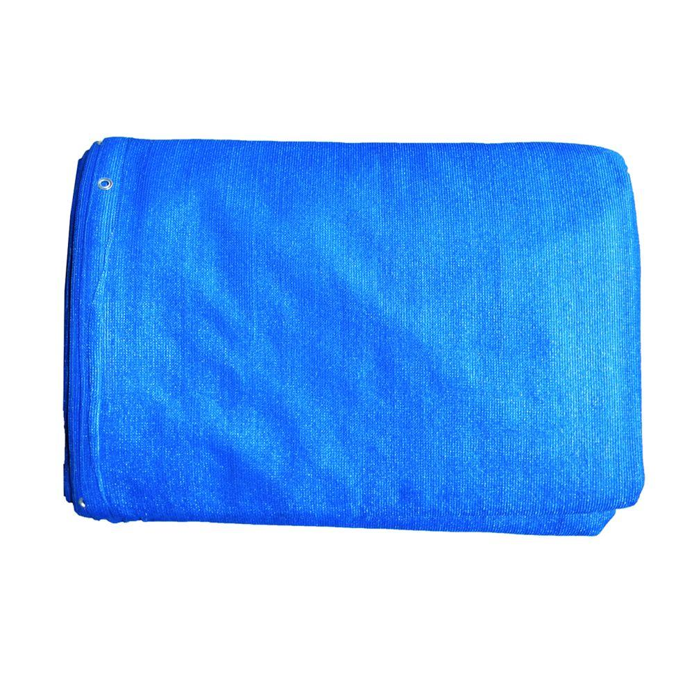 Tenax 5.6 ft. x 150 ft. Blue Privacy Screen