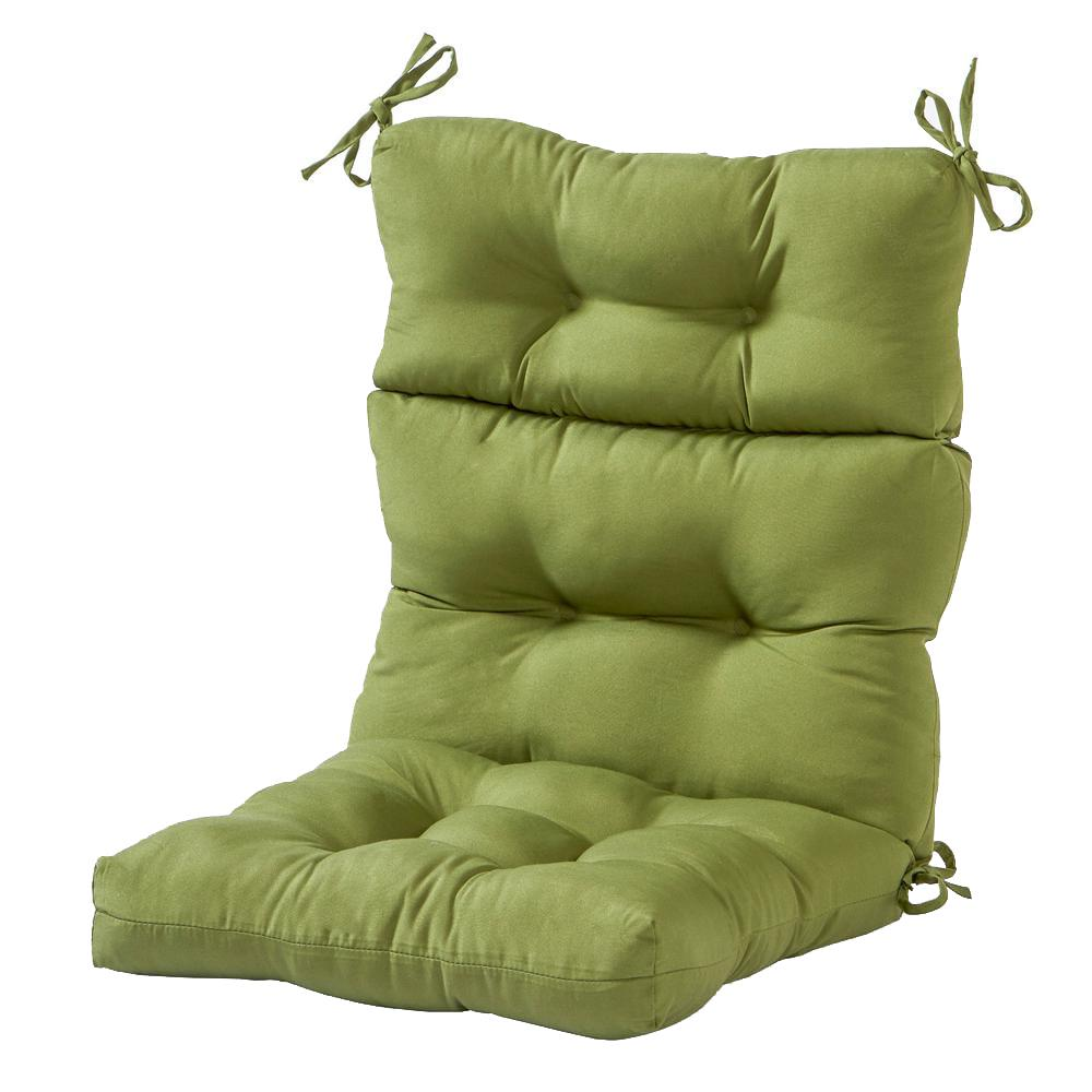 Greendale Home Fashions Solid Summerside Green Outdoor ...
