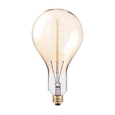 100-Watt PS42 Oversized Vintage Incandescent Bulb