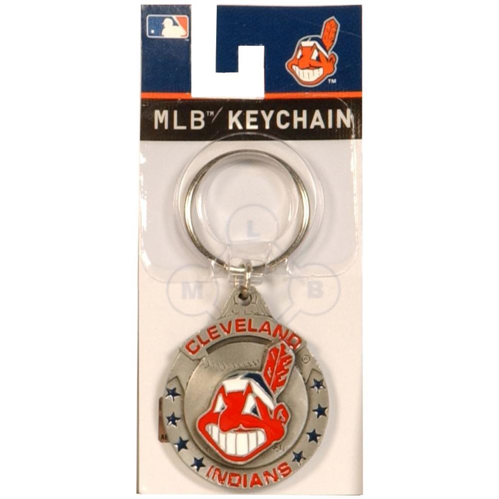 Cleveland Indians MLB Key Chain