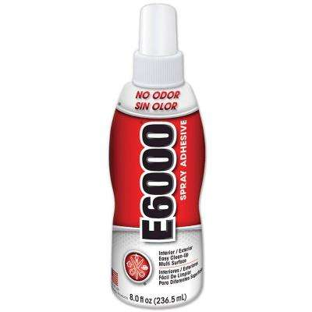 8 fl. oz. Spray Adhesive (6-Pack)