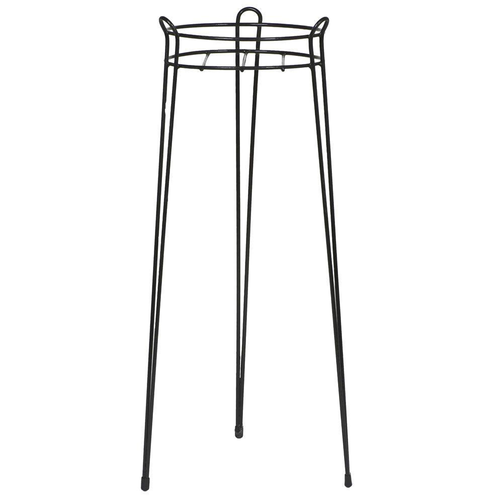 CobraCo 30 in. Black Basic Steel Plant Stand