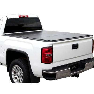 Tri-Fold Cover 07-17 Toyota Tundra - 6ft 6in Bed (w/o Deck Rail)