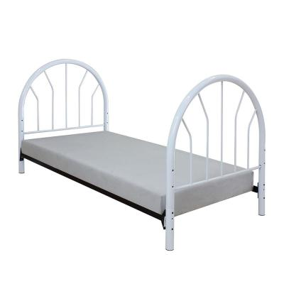 Amelia White 39 in.  L x 2.5 in. W x 42 in. H Twin Footboard Only