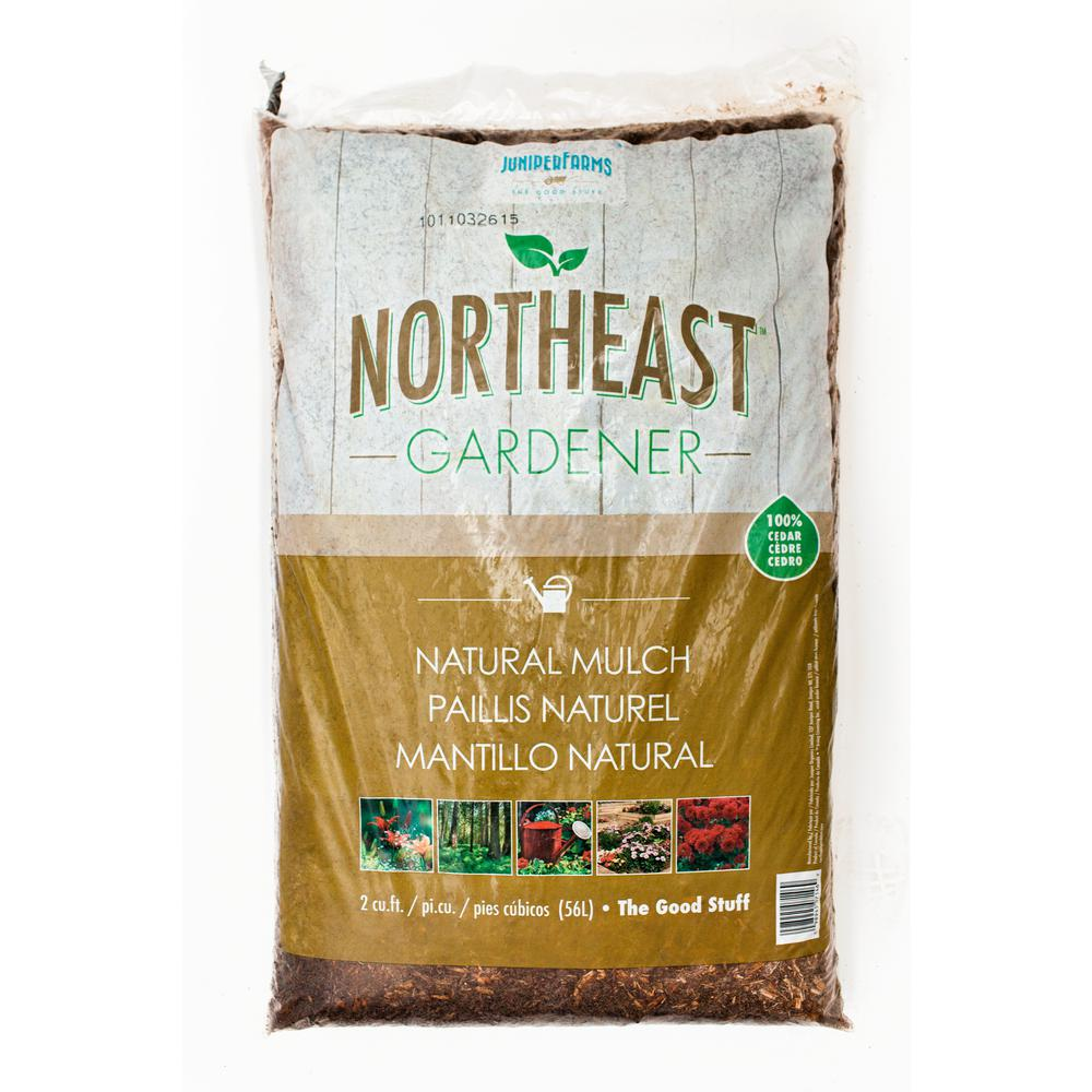 Northeast Gardener 2 cu. ft. Cedar Mulch