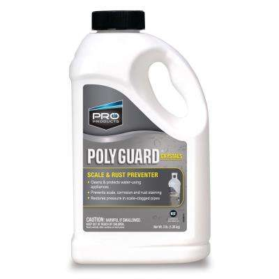 3 lbs. Poly Guard Crystal Cleaner (6-Pack)