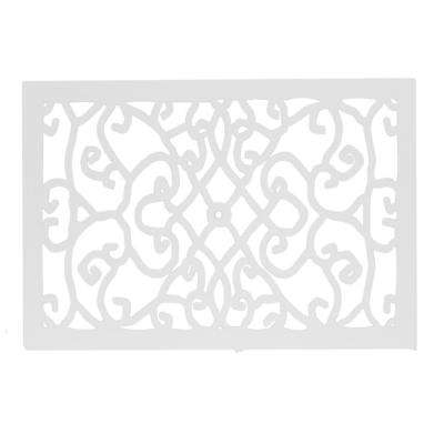 Magnetic Ceiling Vent HVAC Cover - Wine Design 20 in. x 24 in.