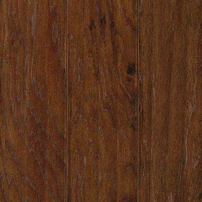 Harper Hickory Chocolate 3/8 in. Thick x 5 in. Wide x Random Length Engineered Hardwood Flooring (28.25 sq. ft. / case)