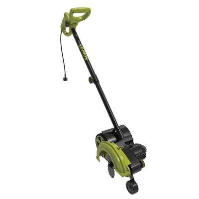 12 Amp 2-in-1 Electric Wheeled Garden Lawn and Landscape Edger and Trencher