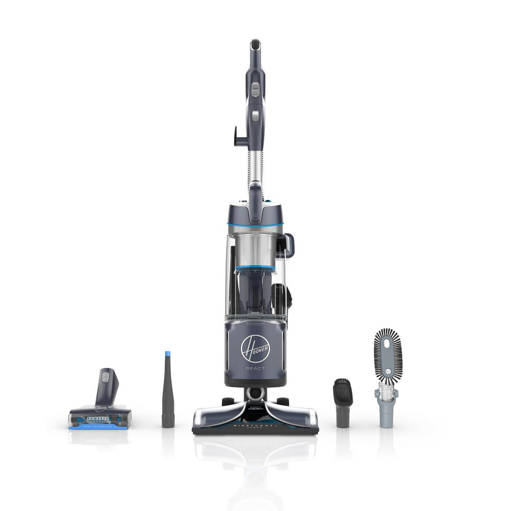Hoover REACT Powered Reach Plus Upright Vacuum-UH73510