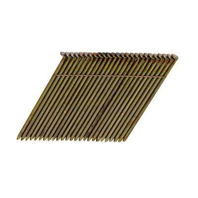 3-1/4 in. x 0.120-Gauge Wire 2M Steel Collated Framing Nails