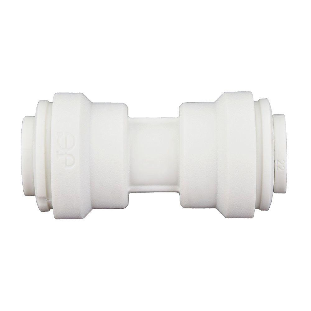 1/4 in. O.D. Polypropylene Push-to-Connect Union
