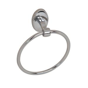 Barclay Products Cordelia Towel Ring in Chrome by Barclay Products