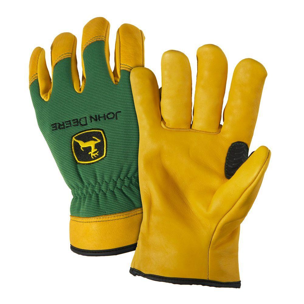 Grain Deerskin X-Large Driver Gloves