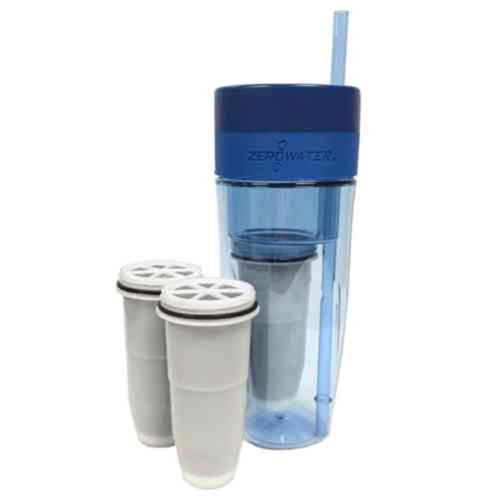 Zero Water 26 Oz Portable Filtration Tumbler And Tumbler