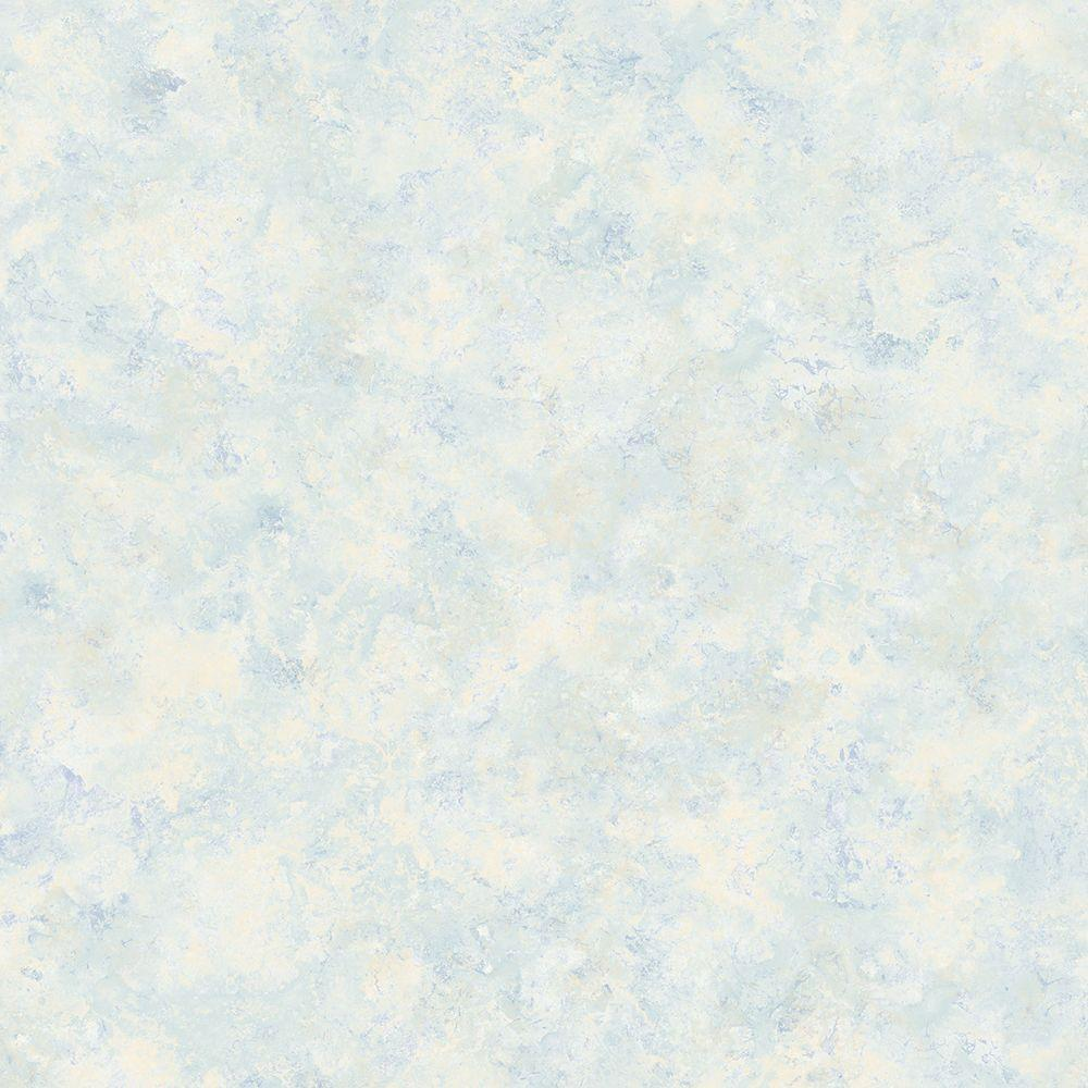 Chesapeake May Light Blue Marble Texture Wallpaper