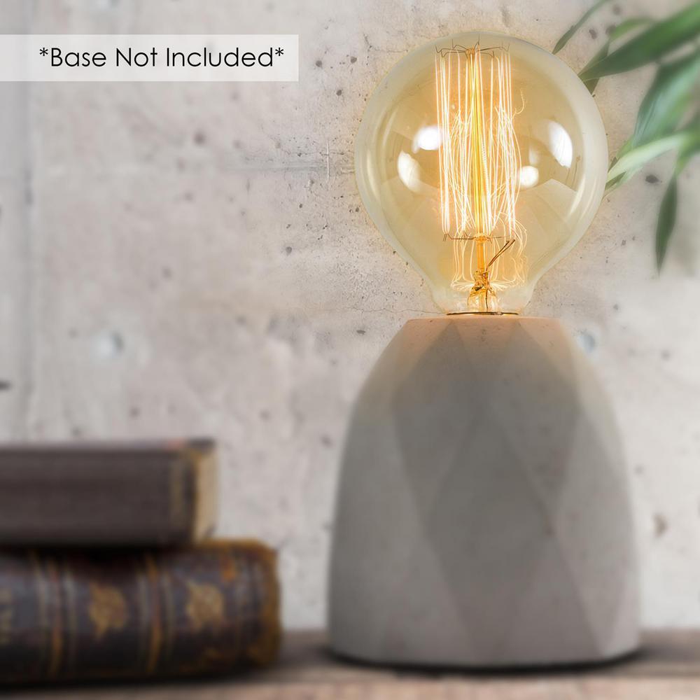 Vintage Edison 40-Watt Medium Light Bulb