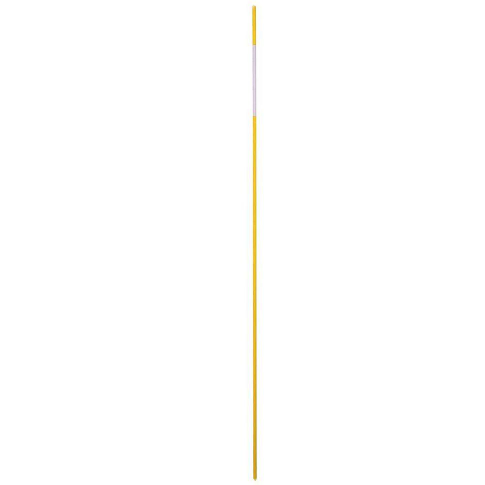 Driveway reflectors signs letters numbers the home depot driveway marker 48 in round fiberglass rod yellow biocorpaavc Images
