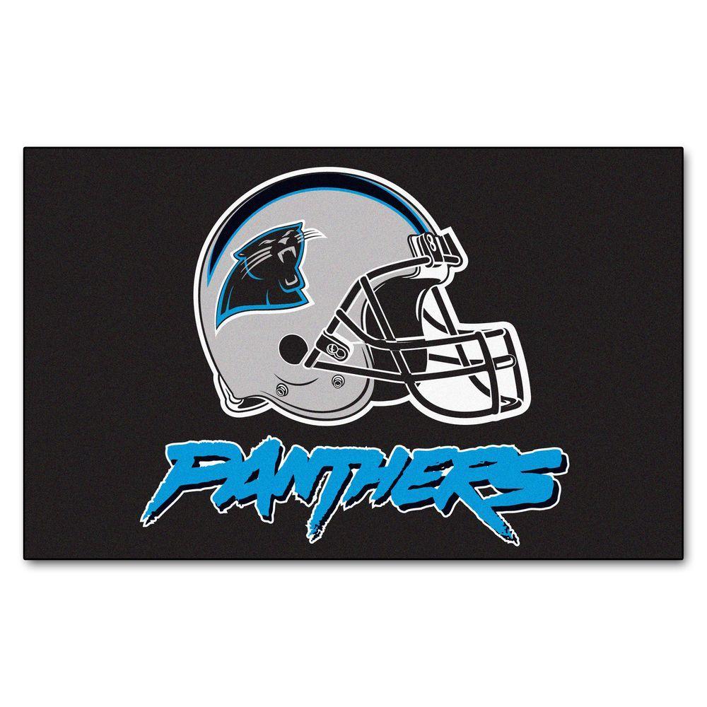 Carolina Panthers 5 ft. x 8 ft. Ulti-Mat