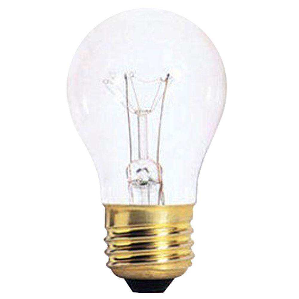 Bulbrite 60-Watt Incandescent Light Bulb (15-Pack)