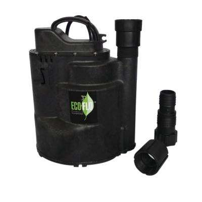 1/3 HP Submersible Utility Pump - Automatic