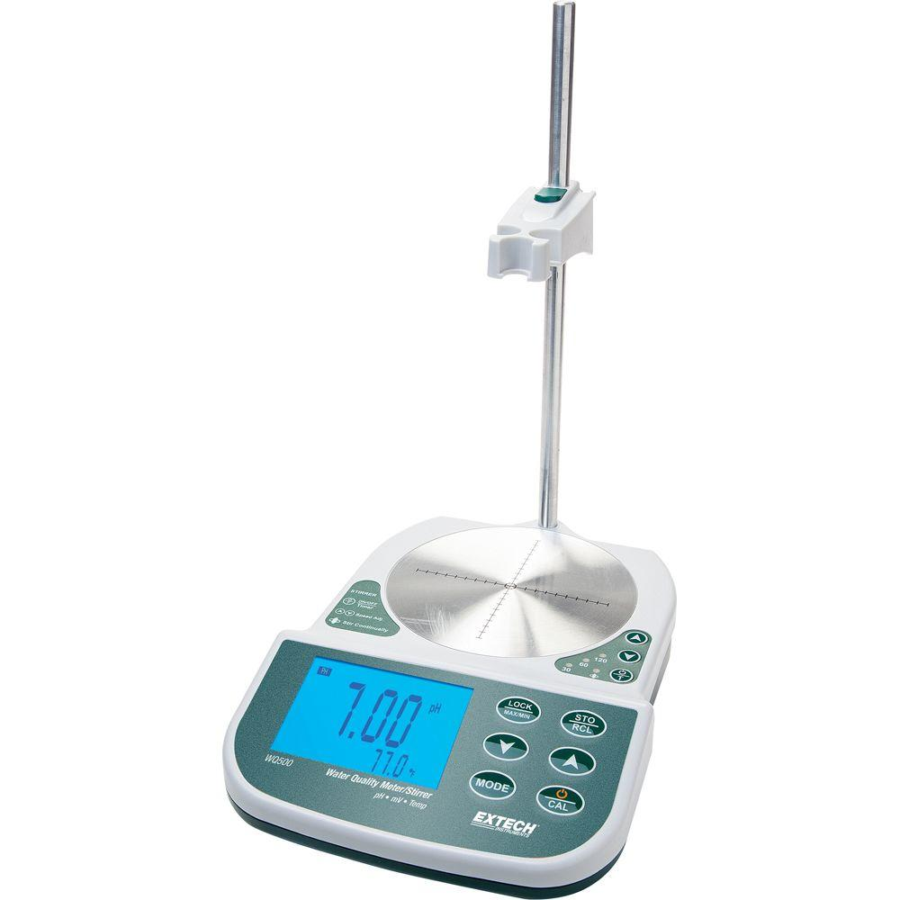 Extech Instruments pH/mV Meter/Stirrer