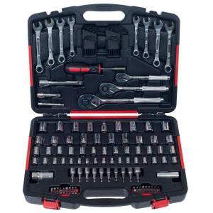 Stalwart Hand Tool Set Garage and Home (135-Piece) by Stalwart