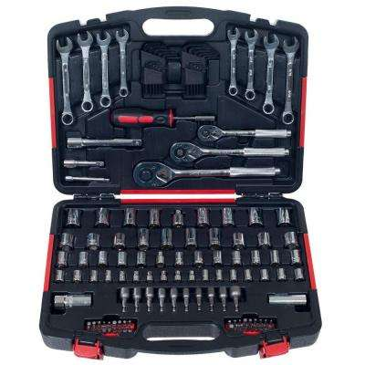 Hand Tool Set Garage and Home (135-Piece)
