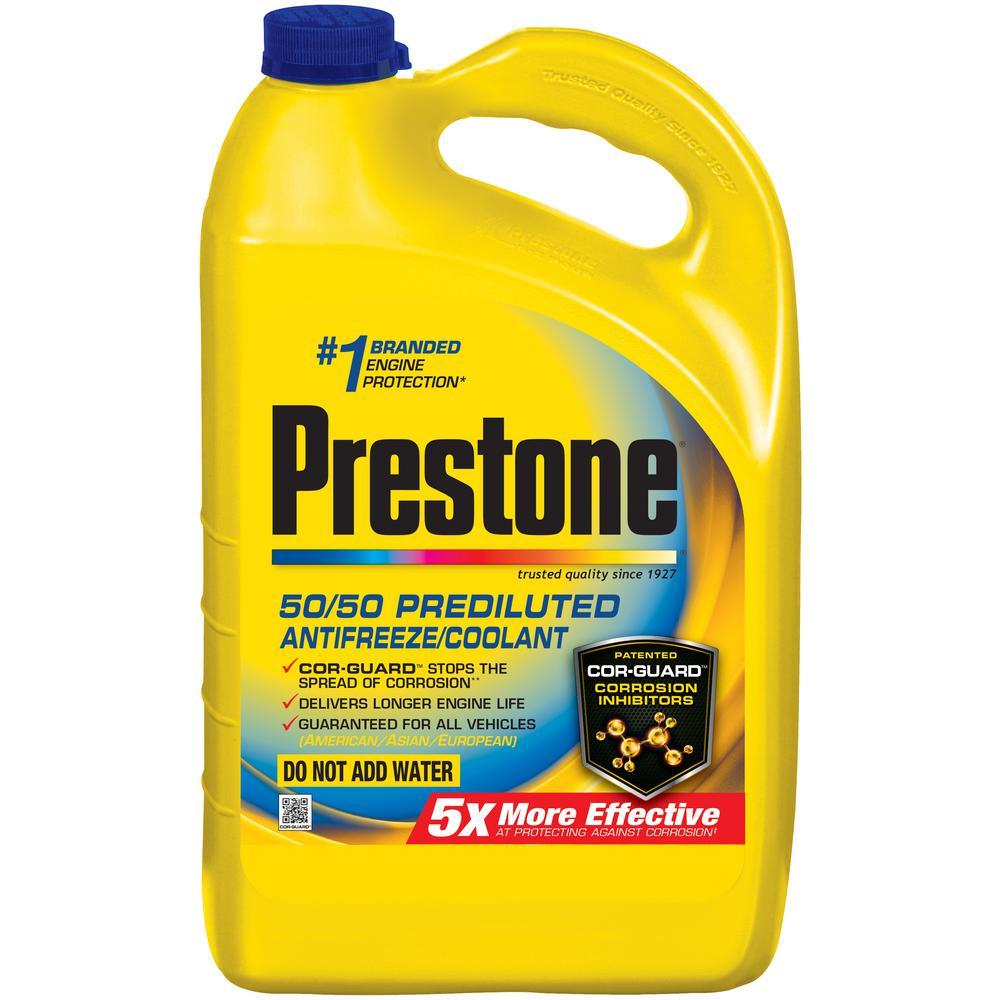 Prestone 128 fl. oz. Antifreeze/Coolant