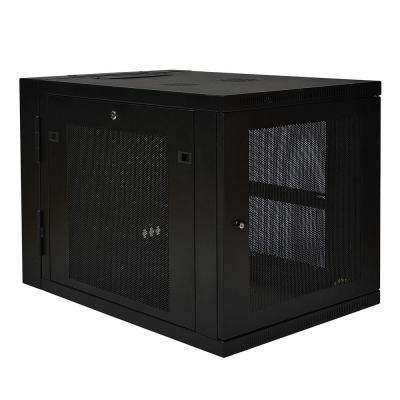 SmartRack 12-Unit Server-Depth Wall Mount Rack Enclosure Cabinet