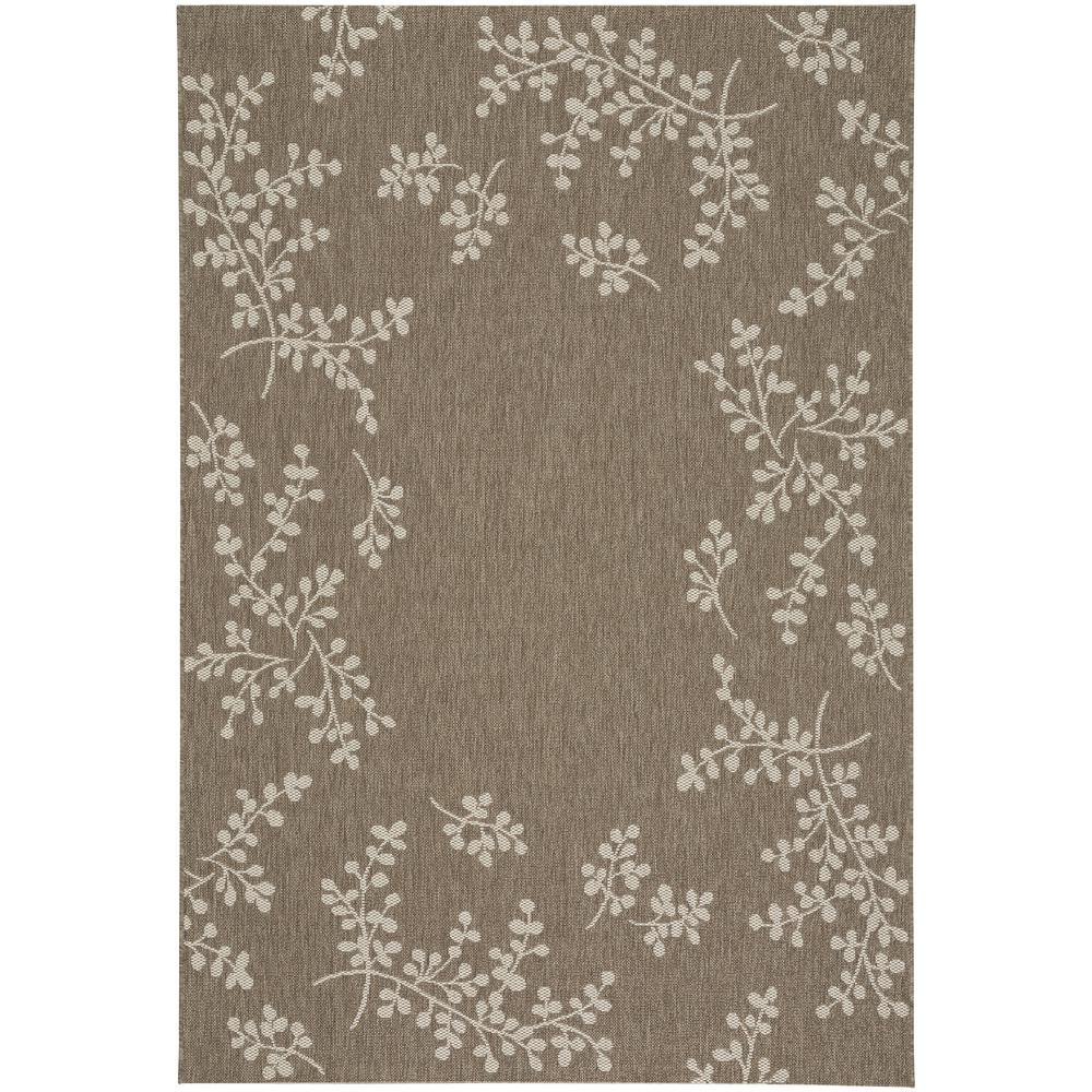 Capel Biltmore Elsinore-Winterberry Wheat 4 ft. x 6 ft. Indoor/Outdoor Area Rug The Winterberry style is a member of our Elsinore collection, an olefin, outdoor rug design from Biltmore and Capel Rugs. Biltmore Elsinore-Winterberry rugs have a woven construction. Uniting quality materials with beautiful, handcrafted design. Practical yet indulgent, artisanal yet affordable, Capel rugs continues to be a favorite for families 100 years after their debut. We make rugs in our American factories and we also source rug weaving vendors from around the world to create a collection unrivaled in range, unsurpassed in design and uncompromising in quality. Color: Wheat.