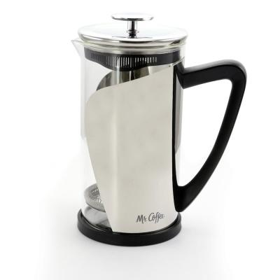 Maraba 4-Cup Clear French Press Coffee Maker