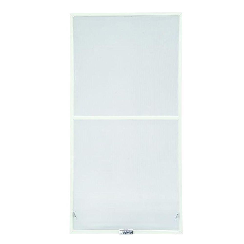 Andersen 27-7/8 in. x 46-27/32 in., Aluminum Insect Screen