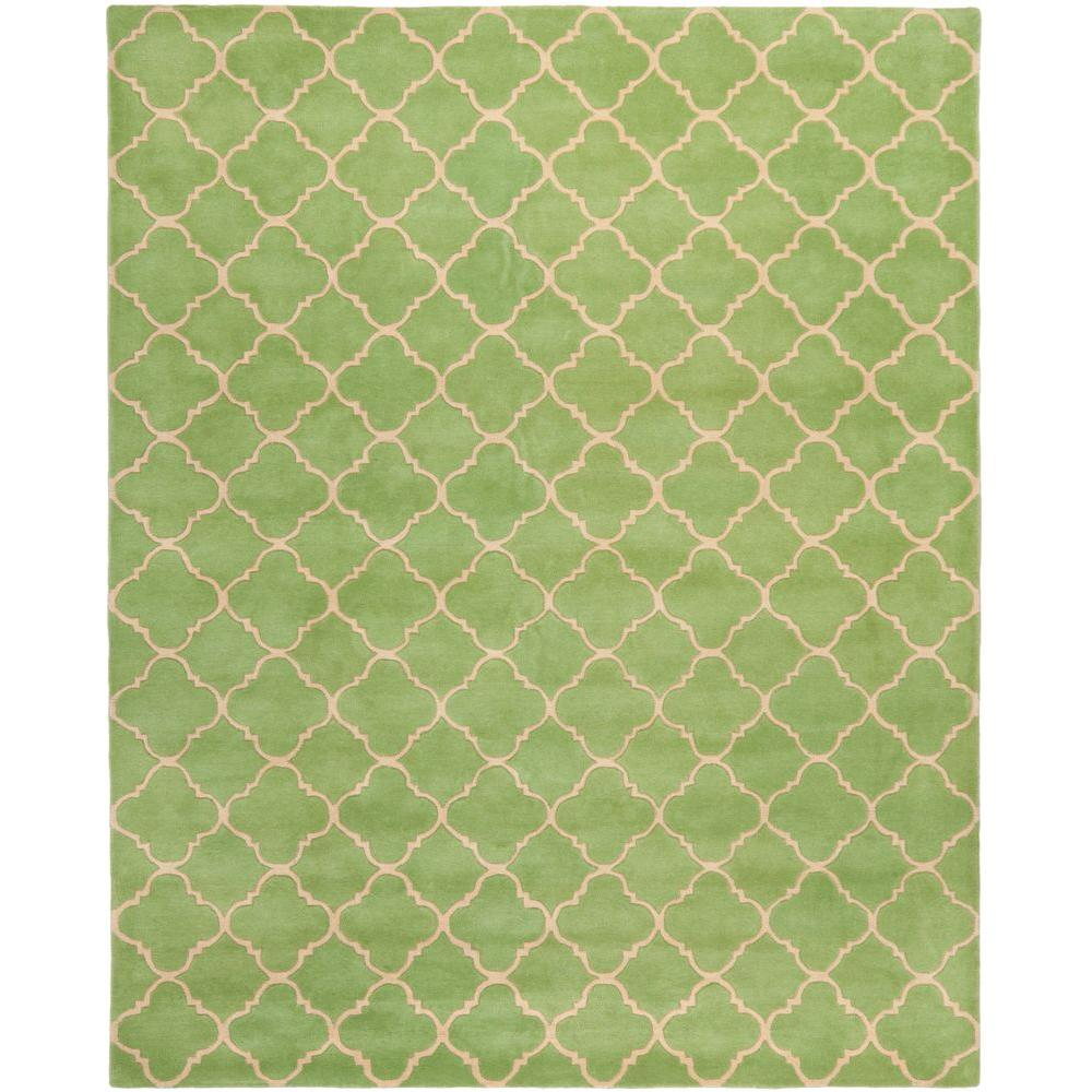 Safavieh Chatham Green 8 ft. x 10 ft. Area Rug