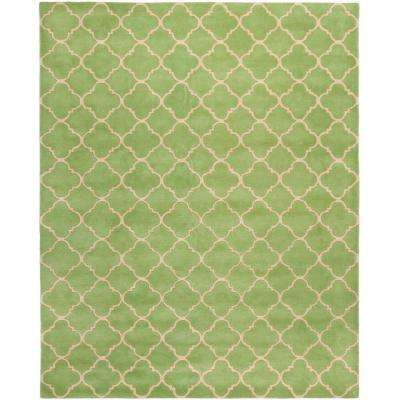 Chatham Green 8 ft. x 10 ft. Area Rug