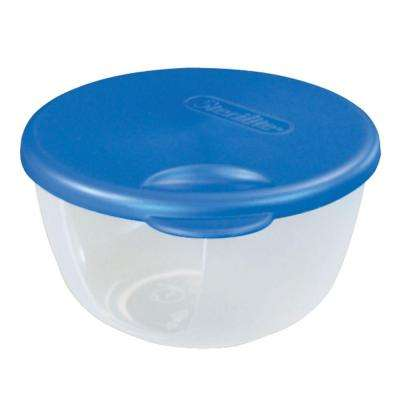 Flavor Savers 1 Cup Round Food Storage Container (12-Pack)
