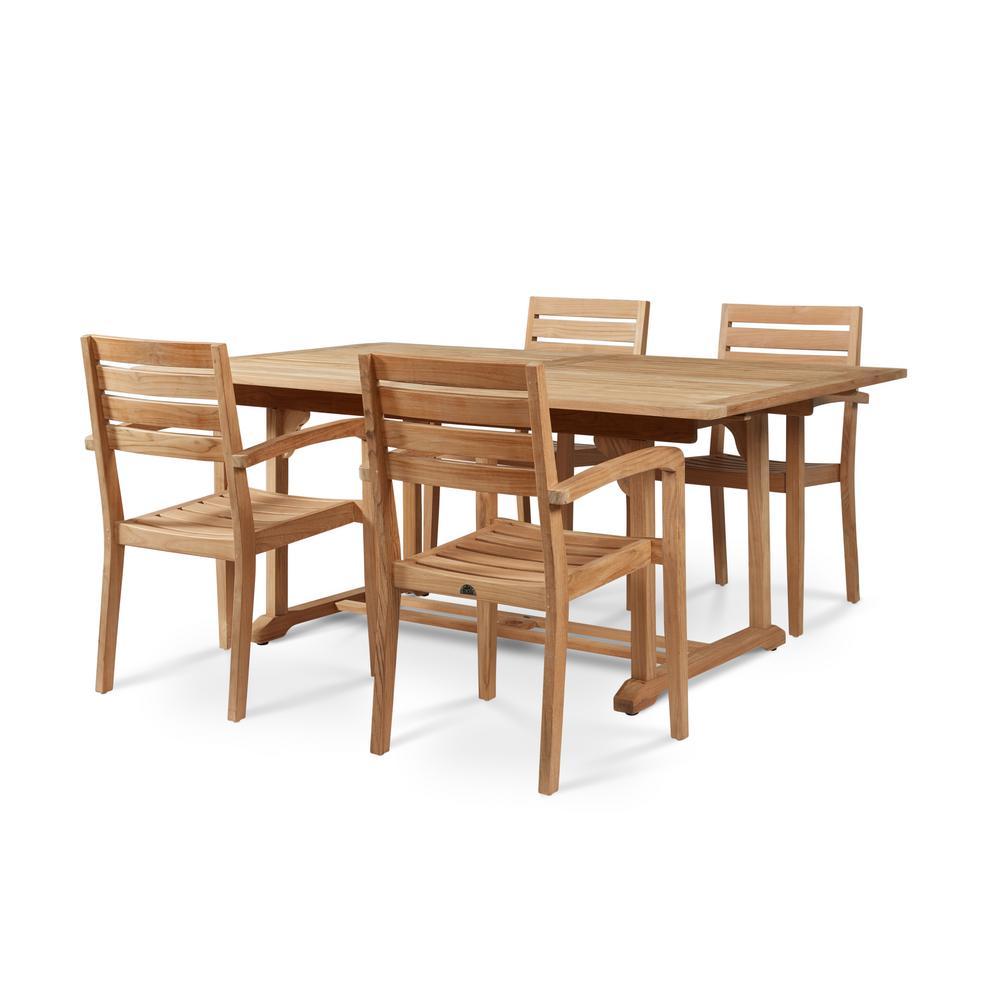 Hiteak Furniture Dalton Rectangular