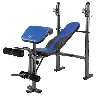 Multi-Purpose Mid-Width Weight Bench