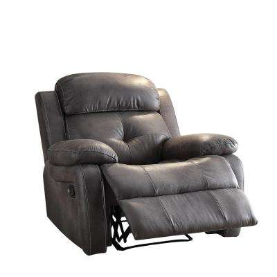 ACME Ashe Gray Recliner
